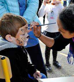 atelier face painting