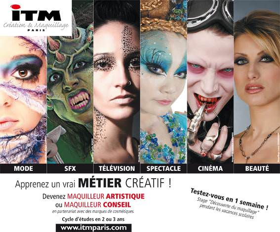 itm paris salon start