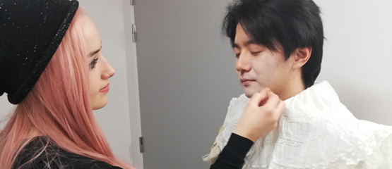 maquillage pro ITM conservatoire