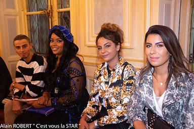 Maquillage pour le défilé Saint La Luna | ITM Paris