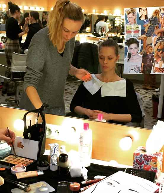 ecole maquillage itm paris
