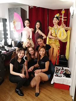 Concours Miss Chine en France | ITM Paris
