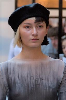 Les Nouveaux Créateurs maquillage défilé | ITM Paris