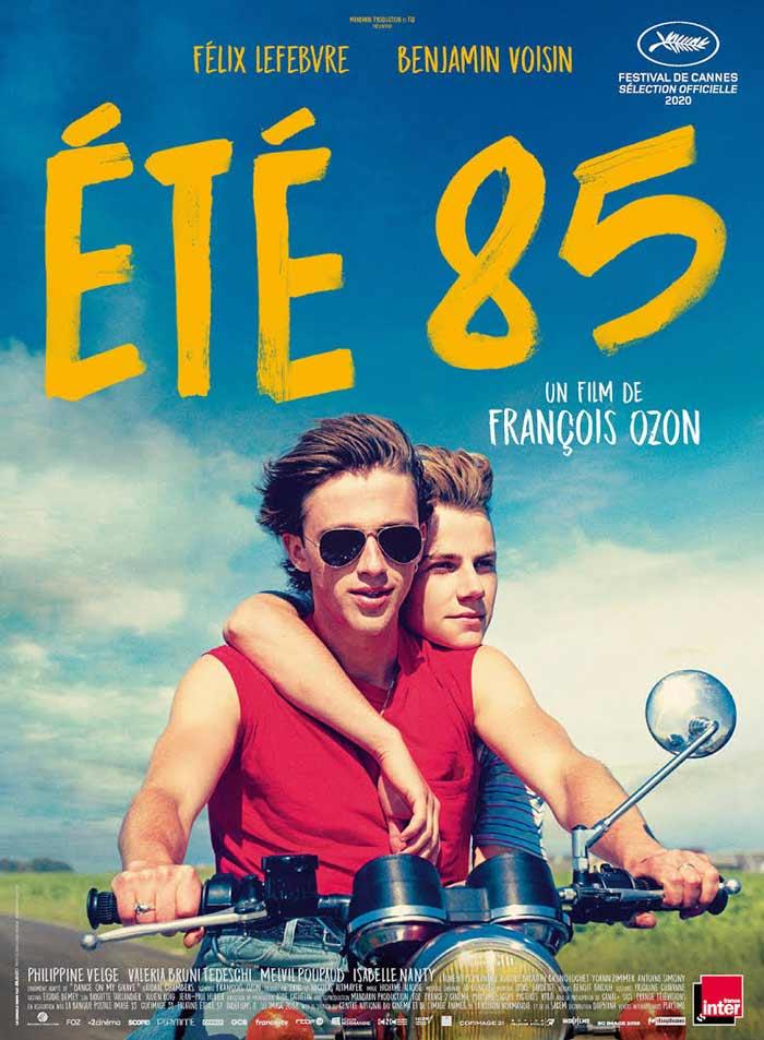 Eté 85 François Ozon