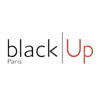 logo black up paris